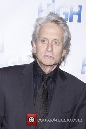 Michael Douglas, The Booth Theatre