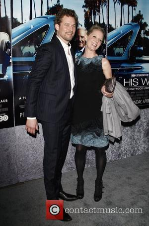 Anne Heche, James Tupper  The Los Angeles HBO Premiere of 'His Way' held at Paramount Studios  Los Angeles,...