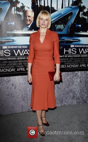 Ellen Barkin  The Los Angeles HBO Premiere of 'His Way' held at Paramount Studios  Los Angeles, California -...