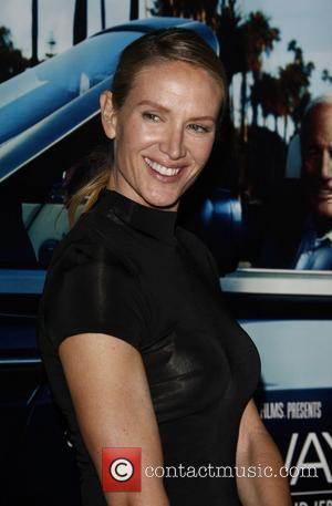 Kelly Lynch  The Los Angeles HBO Premiere of 'His Way' held at Paramount Studios  Los Angeles, California -...