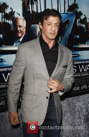 Sylvester Stallone To Launch Fashion Line
