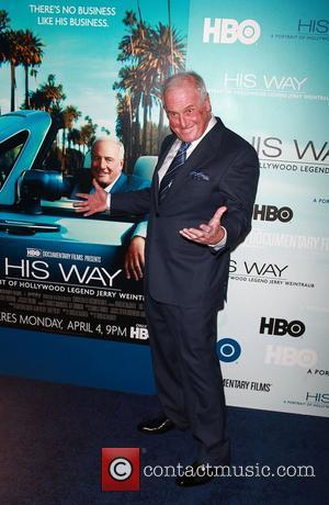 Jerry Weintraub  HBO Documentary Films presents the New York premiere of 'His Way', a portrait of Hollywood Legend Jerry...