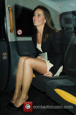 Pippa Middleton at the engagement party of Holly Branson to Fred Andrews at Roof Gardens Club London, England - 21.04.11