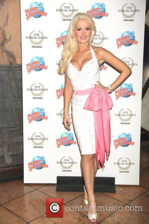 Holly Madison, Caesars, Las Vegas, Caesars Palace and Planet Hollywood