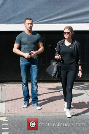 Artem Chigvintsev, Holly Valance and Strictly Come Dancing
