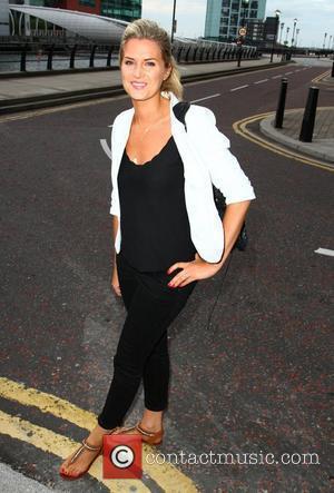 Sarah Jayne Dunn at the Malmaison hotel Liverpool, England - 23.09.11