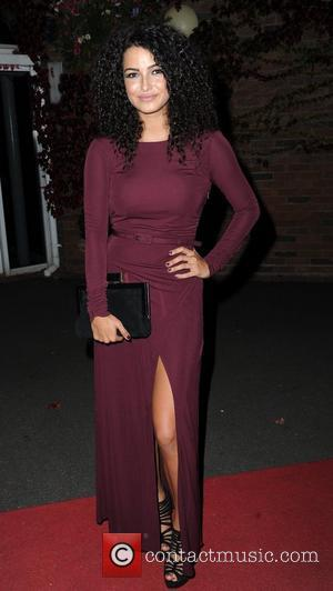 Anna Shaffer Annual Hollyoaks Charity Ball held at the Chester Racecourse  Cheshire, England - 01.10.11