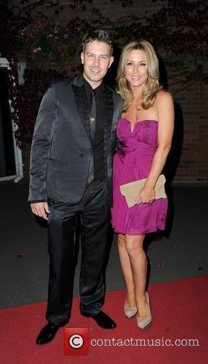 Ashley Taylor Dawson Annual Hollyoaks Charity Ball held at the Chester Racecourse  Cheshire, England - 01.10.11