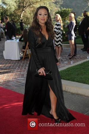 Leah Remini 13th Annual Design Care Benefiting the HollyRod Foundation  Held At The Marciano Residence Beverly Hills, California -...