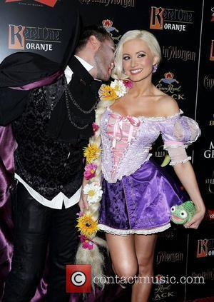 Josh Strickland and Holly Madison  The 3rd Annual Hollyween at Studio 54 at MGM Grand Resort and Casino -...