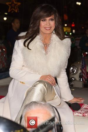 Marie Osmond  The 80th Anniversary of The Hollywood Christmas Parade benefiting Marine Toys For Tots on Hollywood Boulevard Hollywood,...