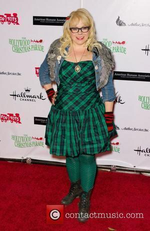 Kirsten Vangsness The 80th Anniversary of The Hollywood Christmas Parade benefiting Marine Toys For Tots on Hollywood Boulevard Hollywood, Los...