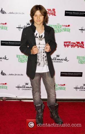 Leo Howard  The 80th Anniversary of The Hollywood Christmas Parade benefiting Marine Toys For Tots on Hollywood Boulevard Hollywood,...