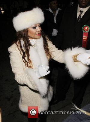 La Toya Jackson  The 80th Anniversary of The Hollywood Christmas Parade benefiting Marine Toys For Tots on Hollywood Boulevard...