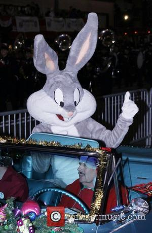 Bugs Bunny The 80th Anniversary of The Hollywood Christmas Parade benefiting Marine Toys For Tots on Hollywood Boulevard - Outside...
