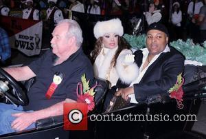 La Toya Jackson and Leo Howard