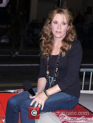 Lea Thompson The 80th Anniversary of The Hollywood Christmas Parade benefiting Marine Toys For Tots on Hollywood Boulevard - Outside...