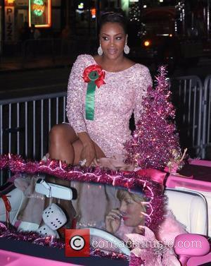 Vivica A. Fox The 80th Anniversary of The Hollywood Christmas Parade benefiting Marine Toys For Tots on Hollywood Boulevard -...
