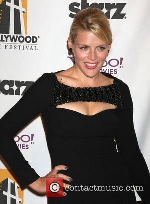Busy Philipps and Beverly Hilton Hotel
