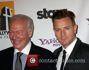 Christopher Plummer and Ewan McGregor 15th Annual Hollywood Film Awards Gala at the Beverly Hilton hotel - Arrivals Beverly Hills,...