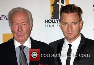 Christopher Plummer, Ewan McGregor and Beverly Hilton Hotel