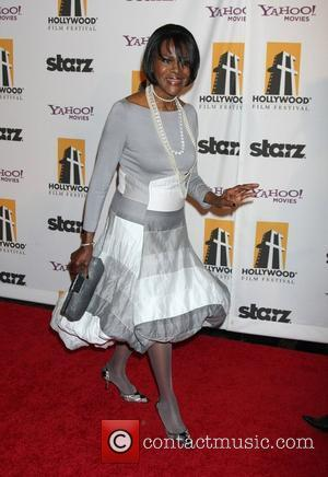 Cicely Tyson and Beverly Hilton Hotel