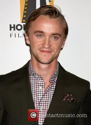 Tom Felton 15th Annual Hollywood Film Awards Gala at the Beverly Hilton hotel - Arrivals Beverly Hills, California - 24.10.11