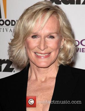 Glenn Close Helps Traumatised War Hero Find A New Home