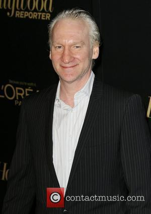 Bill Maher The Hollywood Reporter Big 10 Party at the Getty House Los Angeles, California - 24.02.11