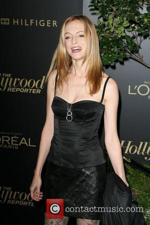 Heather Graham The Hollywood Reporter Big 10 Party at the Getty House Los Angeles, California - 24.02.11