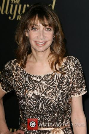 Illeana Douglas The Hollywood Reporter Big 10 Party at the Getty House Los Angeles, California - 24.02.11