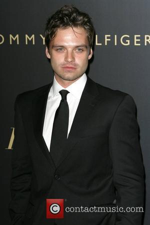 Sebastian Stan The Hollywood Reporter Big 10 Party at the Getty House Los Angeles, California - 24.02.11