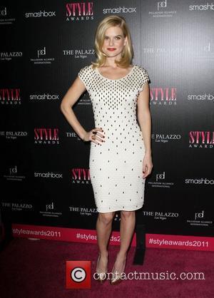 Alice Eve 2011 Hollywood Style Awards Sponsored By Smashbox, The Palazzo Las Vegas And Palladium Jewelry held at Smashbox Studios...