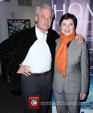 Yann Arthus-Bertrand and Isabella Rossellini The New York premiere of 'Home' at the Directors Guild of America Theater  New...