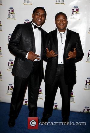 Chris Massey and Kyle Massey 9th Annual Ford Hoodie Awards at Mandalay Bay Resort and Casino  Las Vegas, Nevada...