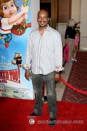 David Alan Grier Los Angeles premiere of Hoodwinked Too! Hood vs Evil held at The Grove - Arrivals Los Angeles,...