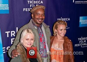 Amy Poehler, David Alan Grier and Hayden Panettiere