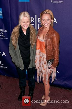 Amy Poehler and Hayden Panettiere