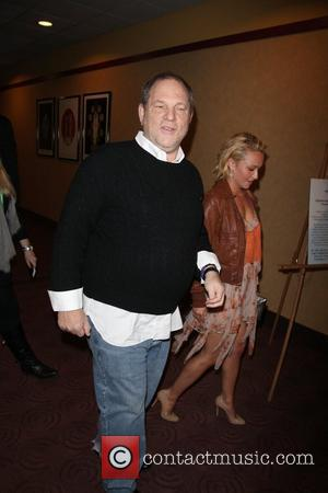 Harvey Weinstein and Hayden Panettiere