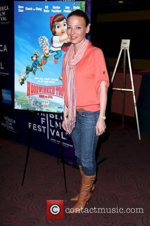 Drita D'avanzo from VH1's 'Mob Wives' 10th Annual Tribeca Film Festival 'Hoodwinked Too' Family Screening  New York City, USA...