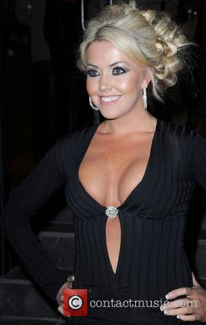 Kelly-Marie Stewart ,  arrive at the Hookas hair Salon launch party. Liverpool, England - 03.03.11