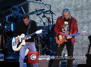 Joe Walsh Aiming To Record New James Gang Tracks In 2012