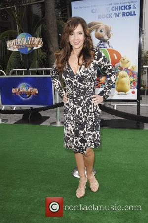 Maria Canals-Barrera,  Los Angeles premiere of 'Hop' at Universal Studios Hollywood Universal City, California - 27.03.11