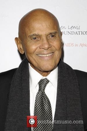 Harry Belafonte at the Stephen Lewis Foundation's Hope Rising! Benefit Concert held at the Sony Centre for the Performing Art...