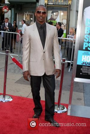 Jamie Foxx The Los Angeles premiere of 'Horrible Bosses' at the Graumans Chinese Theater - Arrivals Los Angeles, California -...