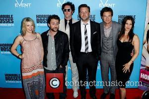 Cast The premiere of 'Horrible Bosses' held at Event Cinemas Sydney, Australia - 16.08.11