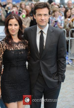 Amanda Anka and Jason Bateman 'Horrible Bosses' UK premiere held at BFI Southbank - Arrivals London, England - 20.07.11