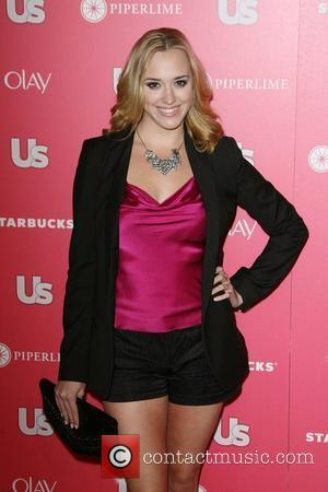 Andrea Bowen US Weekly Annual Hot Hollywood Style Issue Event held at Eden - Arrivals Hollywood, California - 26.04.11