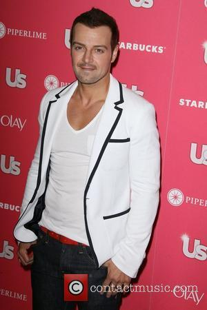 Joey Lawrence US Weekly Annual Hot Hollywood Style Issue Event held at Eden - Arrivals Hollywood, California - 26.04.11