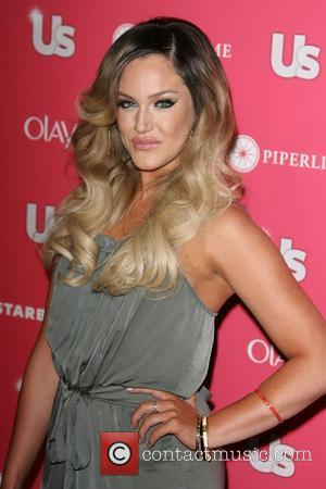 Lacey Schwimmer US Weekly Annual Hot Hollywood Style Issue Event held at Eden - Arrivals Hollywood, California - 26.04.11